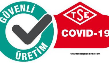 türk standartları enstitüsü covid belgesi